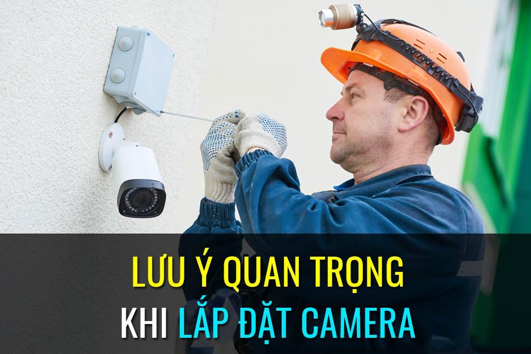 Lắp camera ở Bến Tre, những đều khách hàng cần lưu ý