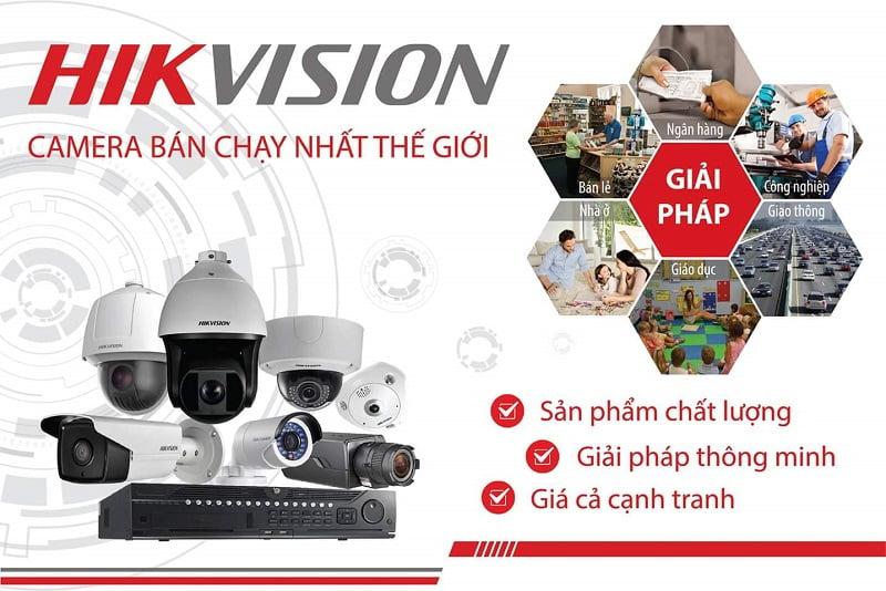 Hikvision Bến Tre – Đại lý Camera Hikvision tại Bến Tre