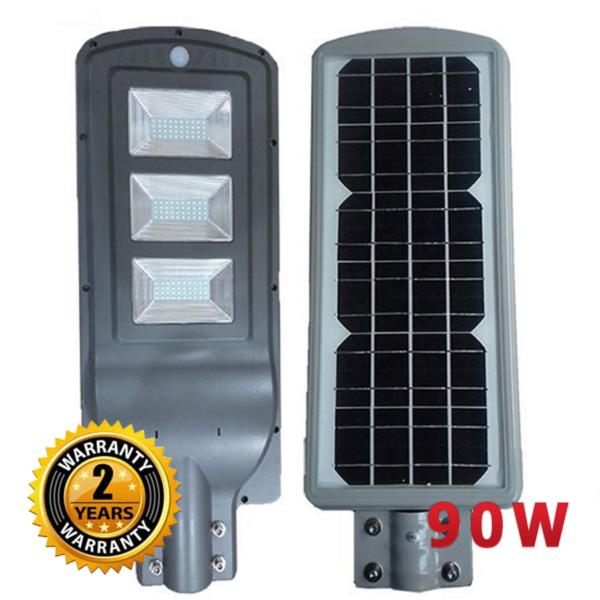 Đèn đường năng lượng mặt trời Mayor wolf CX-AT-90W