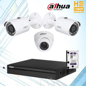 Bộ 3 camera Dahua 2.0Mp