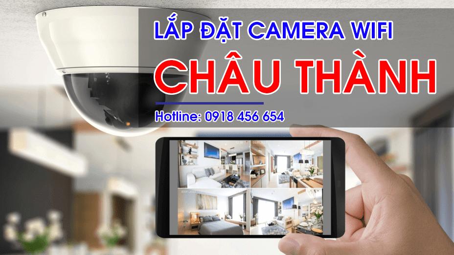 Báo giá lắp camera tại xã Phước Thạnh huyện Châu Thành tỉnh Bến Tre